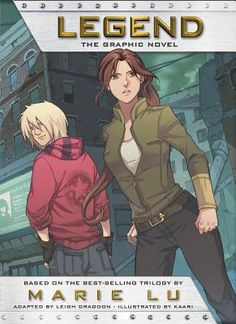 Legend: The Graphic Novel by Marie Lu review by Kate Tilton
