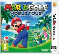 Mario Gold World Tour