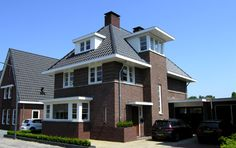 Jaren30woningen.nl | Vrijstaande woning in #jaren30 stijl