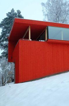 Red House / JVA/Oslo