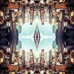 Times Square - Stars and stripes series I Tobias Schreiber