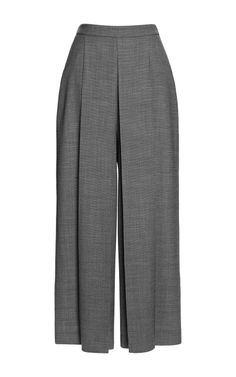 Preorder Alexander Wang High Waisted Trouser With Box Pleat by: Alexander Wang