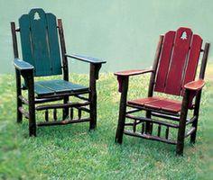 Rustic Furniture - Chairs