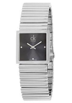 25b3de44c6b Calvin Klein K5623161 Women s Spotlight Watch With 3 White Diamonds