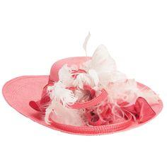 Madam Foo Foo Couture Foo Sisters Peachy Keen Hat #VonMaur