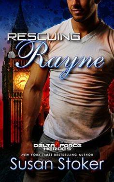 Rescuing Rayne by Susan Stoker is a hot military romance! If you love steamy romantic suspense with a hot alpha male, grab Rescuing Rayne! Romance Authors, Romance Books, Book 1, The Book, Books To Read, My Books, Heroes Book, Free Novels, Delta Force