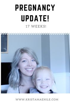 Breastfeeding while pregnant, heartburn and a surprise ultrasound! #17weeks #pregnant #bumpdate