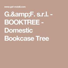 G.&F. s.r.l. - BOOKTREE - Domestic Bookcase Tree