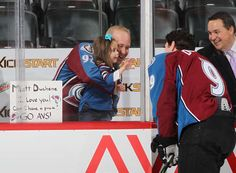 Avalanche vs. Sharks - 10/28/2014 - Colorado Avalanche - Photos Hockey Teams, Hockey Players, Matt Duchene, Columbus Blue Jackets, Colorado Avalanche, How To Apologize, Love Pictures, Nhl, Baseball Cards