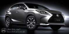 Which concept SUV would you choose to produce... The Lexus NX?  http://www.youlikecars.co.uk/post/ijSu4atd9S-Lexus-NX-compact-SUV