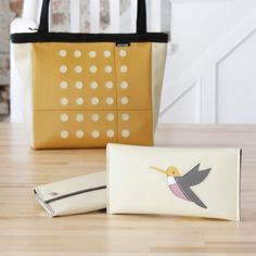 The perfect compliment to the bold Dot Grid… a whimsical Hummingbird of course! A fresh batch of Blast Hummingbird wallets have just arrived. Snag one today at off! Hummingbird, Compliments, Grid, Wallets, Whimsical, Fresh, Bags, Handbags, Hummingbirds