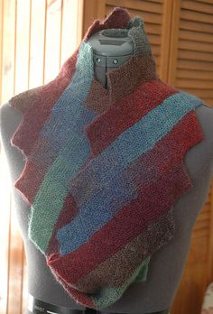 Ravelry: The Long and Short of It pattern by Robyn Gallimore