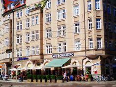 Wohnungssuche München: Wohnung mieten in München Innenstadt Schwabing - Munich Property