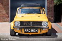 Custom 1972 Mini Clubman with Astra VXR turbo transplant Classic Mini, Classic Cars, Mini Cars For Sale, Mini Sales, Mini Clubman, Cool Stuff, Ebay, Vintage Classic Cars, Classic Trucks