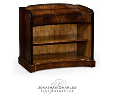 Mahogany night stand #hpmkt #jcfurniture #jonathancharles #Furniture #InteriorDesign #decorex #Knightsbridge