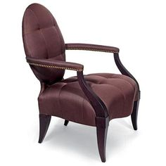 Furniture Occasional chairs Eaton GRAND EATON 50028 Donghia,Furniture,Occasional chairs,Eaton,Upholstery ,50028,50028,GRAND EATON