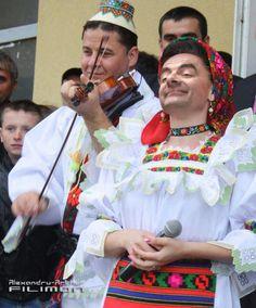 Mr. Bean şi folclorul =))