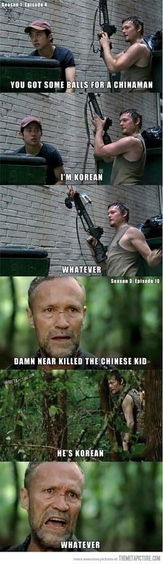 #TGIF #LOL- #WalkingDead meme #1