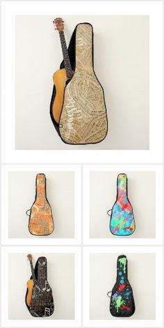 Your music is an expression of your personal take on life - shouldn't your gear be as well? Stand out from the rest and create your own guitar case with a custom face! Get one bag to match your mood, or easily switch your style any time you want with another interchangeable face. Choose from this gold mine of styles to suit any body, any time. Gold Mine, Guitar Case, One Bag, Get One, Party Supplies, Create Your Own, Your Style, Rest, Collections