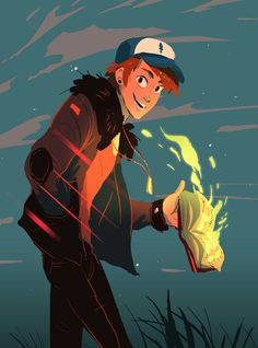 Older Dipper<<<this looks like the older Dipper retake on a Bipper sorta thing and i love it