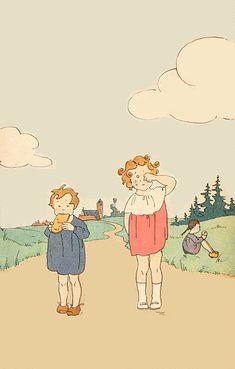 French Children's Book Illustration