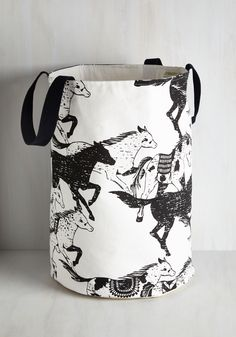 Stampede of Approval Laundry Bag