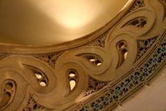 Escalera de la catedral /museo de Pamplona
