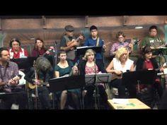 ▶ Eliza & Ukelele Orchestra - YouTube