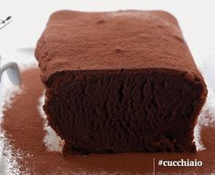 Torta di cioccolato e mandorle