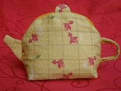 Val Spiers Sews: Zippy Purse - Dumpling Challenge with Linky