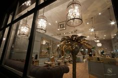 Taylor Taylor London — Portobello Road in Notting Hill Salon Gallery