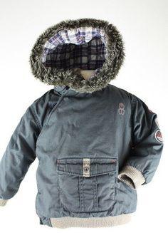 Kaufe meinen Artikel bei #Mamikreisel http://www.mamikreisel.de/kleidung-fur-jungs/jacken/31306408-obaibi-jacadi-anorak-winter-jacke-regenjacke-8086-18m