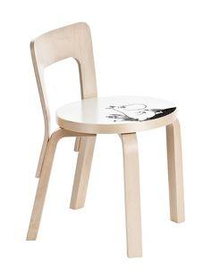 Artek N65 -lasten tuoli, Muumipeikko - Muumikauppa - Stockmann.com