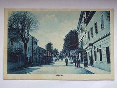 SESANA SEZANA Slovenia Slovenija vecchia cartolina | eBay