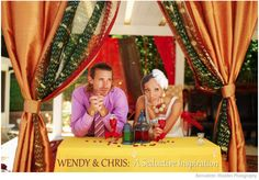 Wedding Nouveau! Indian, moroccan outdoor wedding