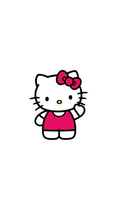 Hello Kitty #anime #japanese #cute #kawaii