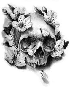 Calaveras Con Rosas Calaveras Con Rosas Tattoos Skull Tattoos Y