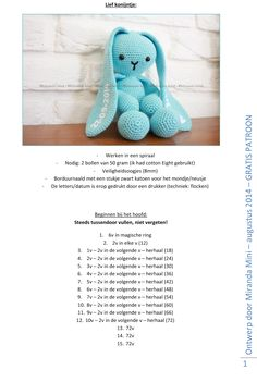 so want to make this long-eared crocheted amigurumi bunny pattern for my son this Easter!I so want to make this long-eared crocheted amigurumi bunny pattern for my son this Easter! Crochet Baby Toys, Crochet Teddy, Easter Crochet, Crochet Bear, Crochet Dolls, Baby Knitting, Crochet Bunny Pattern, Crochet Animal Patterns, Stuffed Animal Patterns