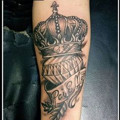 diamond crown tattoo - Google zoeken