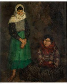 Die Malerin gilt als eine bedeutendsten jüdischen Künstlerinnen. Als Melania Klingsland geboren, besuchte sie später die Malschule für Frauen von Milosz ...