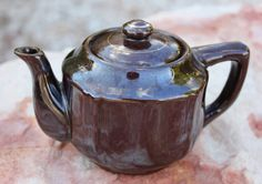 Items similar to Vintage Occupied Japan Teapot Sake Pot on Etsy Antique Tea Sets, High Tea, Teapot, Cup And Saucer, Tea Time, My Etsy Shop, Porcelain, Japanese, Bathroom
