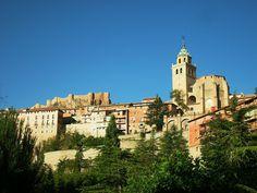 Albarracín, Teruel - photo by ANGEL, EL ALFA III  http://www.panoramio.com/photo/80201634