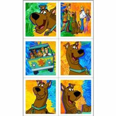 Scooby-Doo Mod Mystery Stickers Party Accessory by Hallmark. $1.24. Kids' Party Supplies. Scooby Doo. Package includes (4) sheets with (6) different stickers on each sheet to match your party theme. This is an officially licensed Scooby-Doo product.. Save 34%!