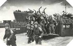 6 juin 1944 - Débarquement de Normandie - Jour J - D-Day