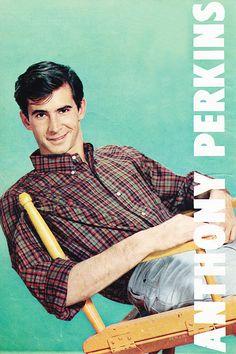 Anthony Perkins.