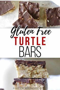 Gluten Free Bars, Easy Gluten Free Desserts, Gluten Free Sides Dishes, Gluten Free Cupcakes, Gluten Free Brownies, Healthy Gluten Free Recipes, Gluten Free Baking, Keto Recipes, Paleo