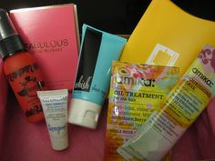 Birchbox May Beauty Diaries contents