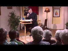 Threshold of Hope - 2015.3.17 - Fr. Mitch Pacwa SJ