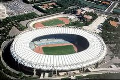 Stadio Olimpico - Roma - Vitellozzi e Clerici