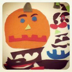 DIY Pumpkin Game